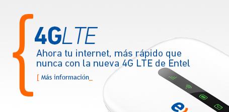 Ahorra con internet 4G LTE