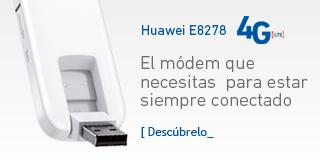 Modem Huawei USB E8278