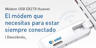 Modem USB Huawei E8278