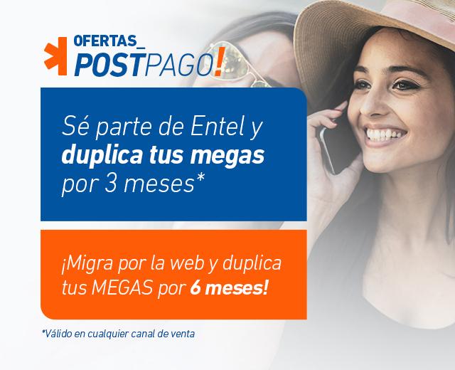 Planes de Telefonía Móvil Postpago