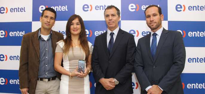 Entel lanza 4G en Chiclayo