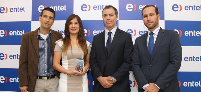 Entel lanza 4G en Chiclayo