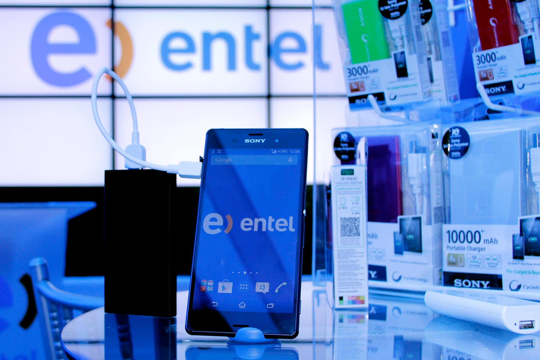 Sony y Entel presentan el smartphone Xperia™ Z3