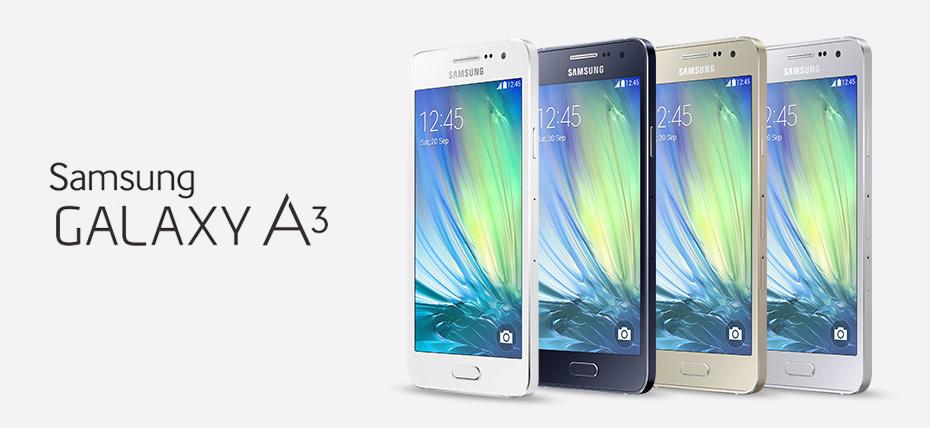 La SERIE GALAXY A de Samsung llegó a Entel