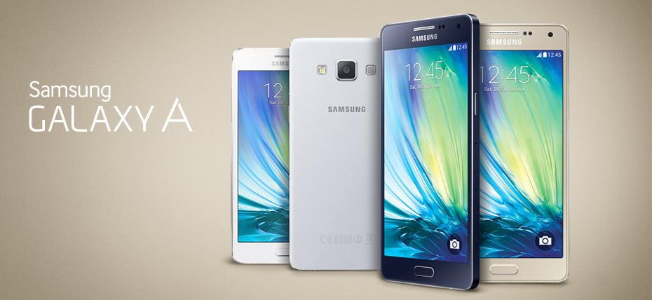 La belleza de la tecnología, en los Galaxy A