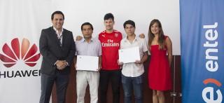 Huawei anunció a los ganadores que vivirán experiencia Arsenal en Londres