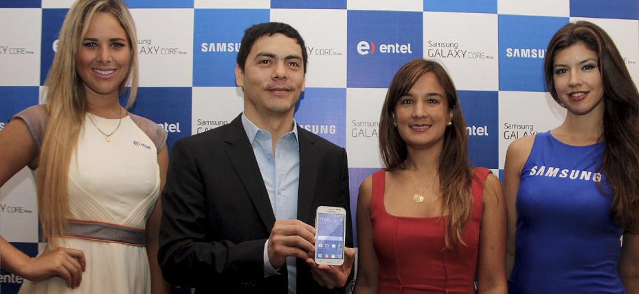 Velocidad a tu alcance: Samsung Galaxy Core Prime, tu primer Smartphone 4G