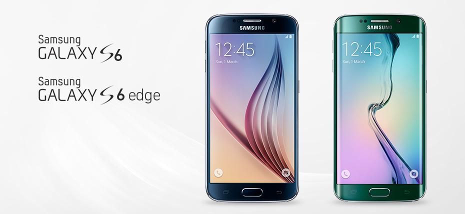 ENTEL PERU y SAMSUNG anuncian disponibilidad del Galaxy S6 y S6 Edge a partir del 24 de abril del 2015