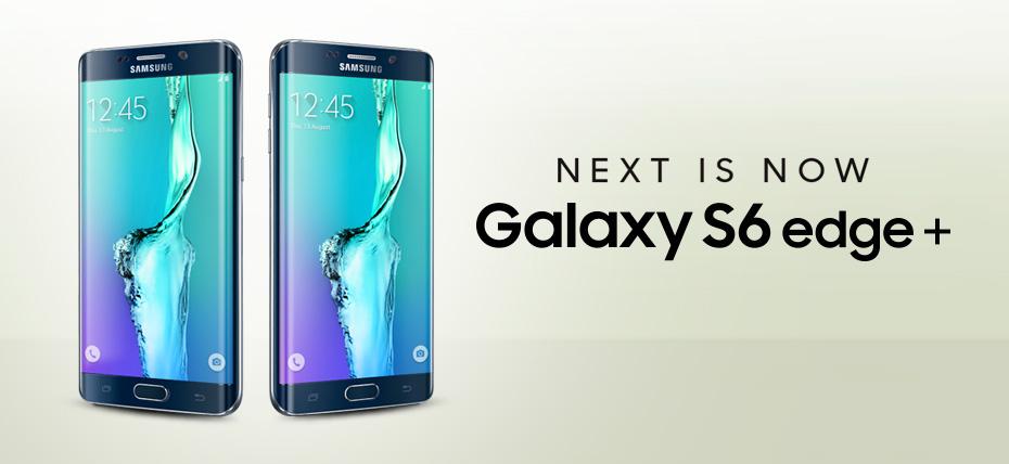 El Galaxy S6 edge+ llega a Entel