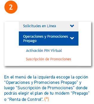 55b162a1ca8 Cómo comprar megabytes?   Entel Perú