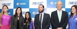 Entel anuncia segunda edición de Entel 10, la carrera que dura 10 años