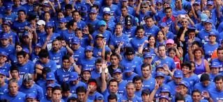 Más de 9 mil personas participaron de la Carrera 10K de Entel