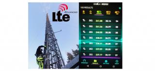 Nueva tecnología LTE Advanced para transmisión de datos a mayor velocidad fue probada por primera vez en el Perú