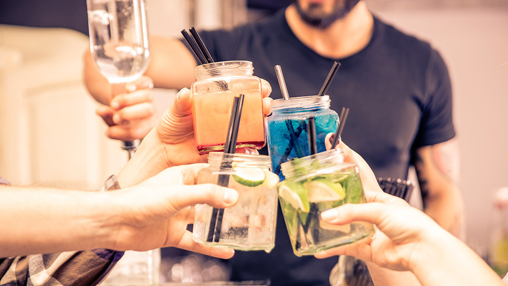 Mi bar de cócteles: app de celular te convierte en barman | Entel Perú