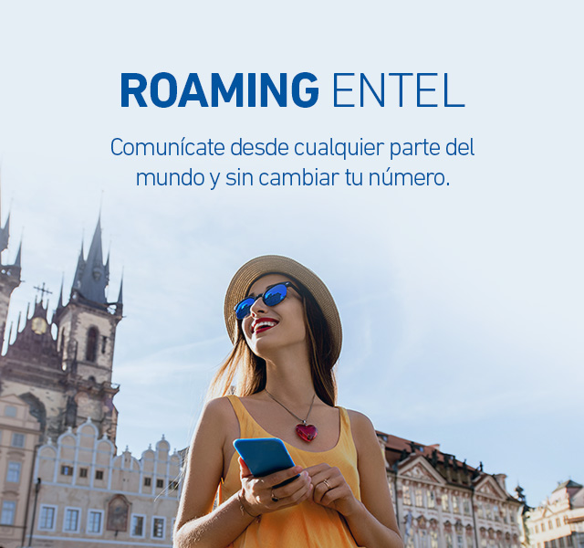 Roaming Entel Viajero  55435f8dd58