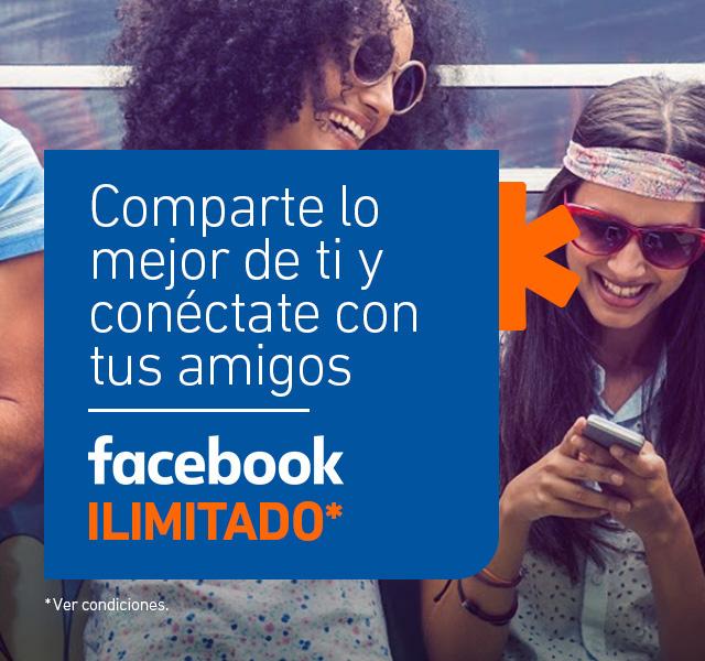 Facebook ilimitado