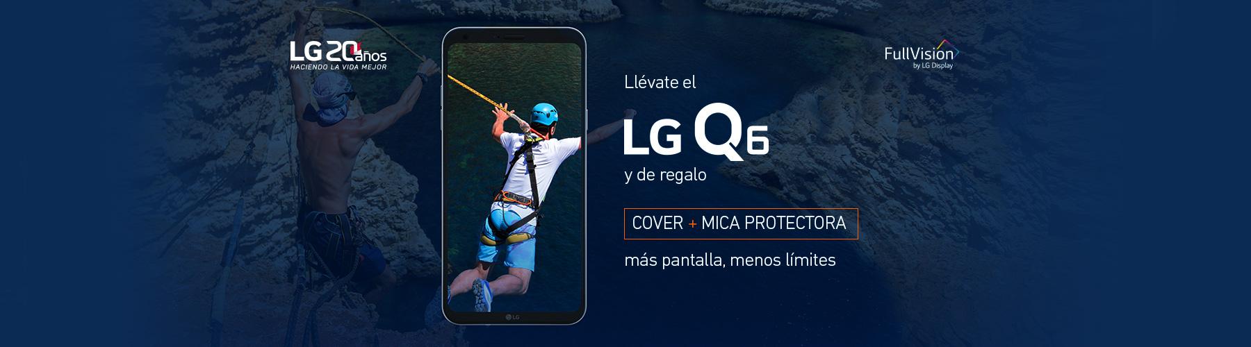 LG Q6 Oferta