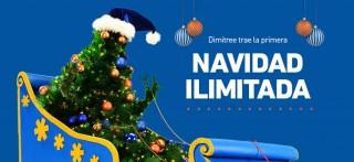 Entel presenta a DimiTREE, el árbol de navidad más querido por sus clientes