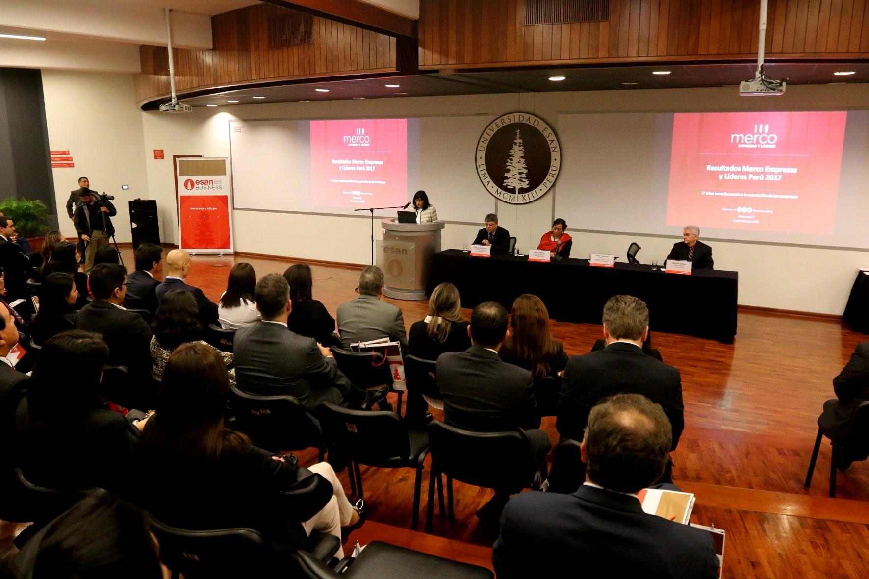 Entel es el operador más responsable y con mejor gobierno corporativo en el Perú según MERCO RSC 2016