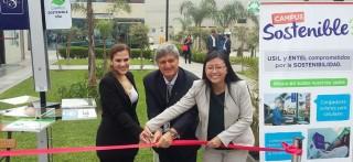 Entel y la Universidad San Ignacio de Loyola se unen por el medio ambiente