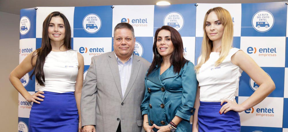 """Entel Empresas llega al Cusco con su gira nacional  """"La Ruta del Éxito"""""""
