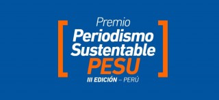Entel Perú anuncia la tercera edición del Premio al Periodismo Sustentable (PESU 2017)