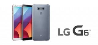 Nuevo LG G6 disponible a nivel nacional con Entel