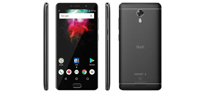 Own Smart 8, el nuevo equipo exclusivo de Entel