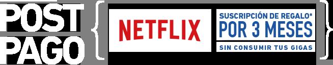 Postpago Netflix
