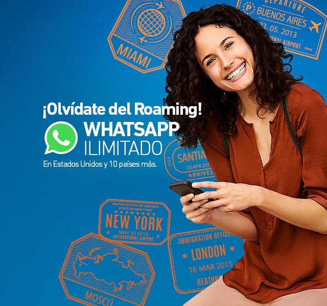 Whatsapp Roaming