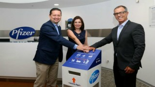 Entel y Pfizer comprometidos con las buenas prácticas para el cuidado del medio ambiente