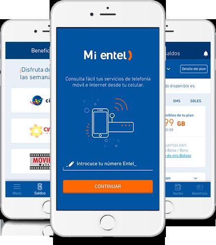 70595de6449 App Mi Entel   Entel Perú