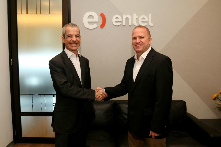 Vodafone anuncia alianza con Entel