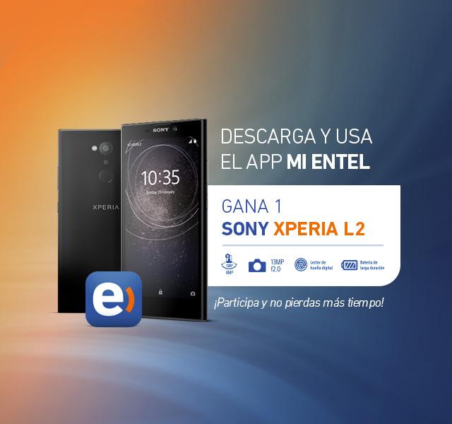 Llévate un Sony Xperia L2