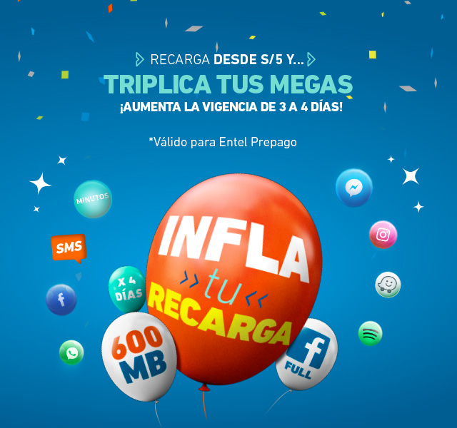 Infla recarga