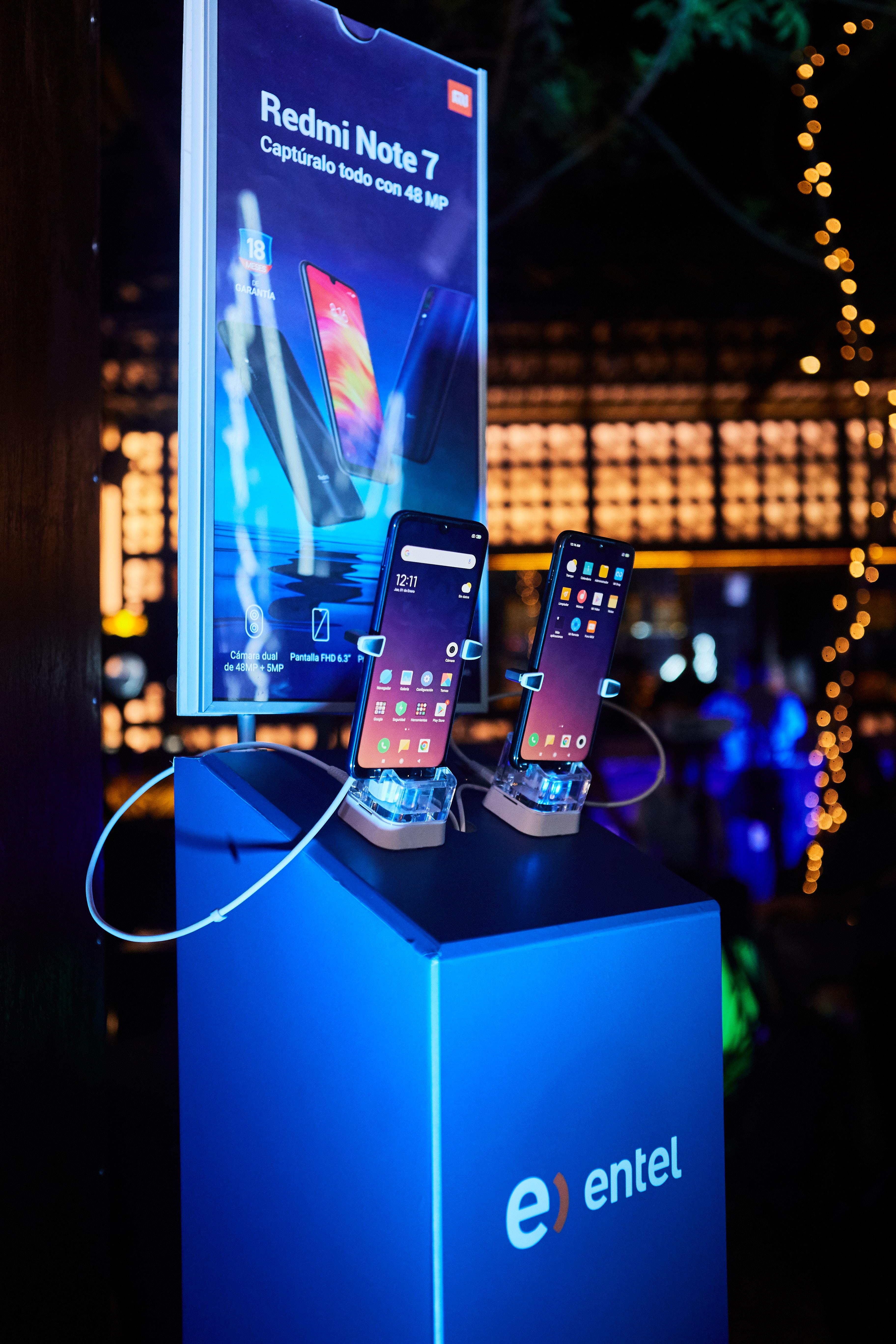 Entel ya ofrece equipos Xiaomi en Perú