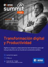 Agilidad y transformación digital: herramientas necesarias para el crecimiento de un negocio