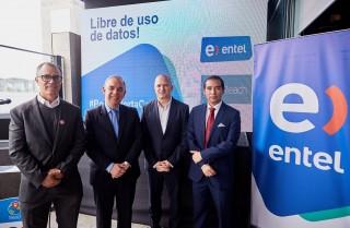 #PonteAlertaConEntel <br><br> Usuarios de Entel podrán acceder a aplicación de seguridad ciudadana sin consumir sus datos
