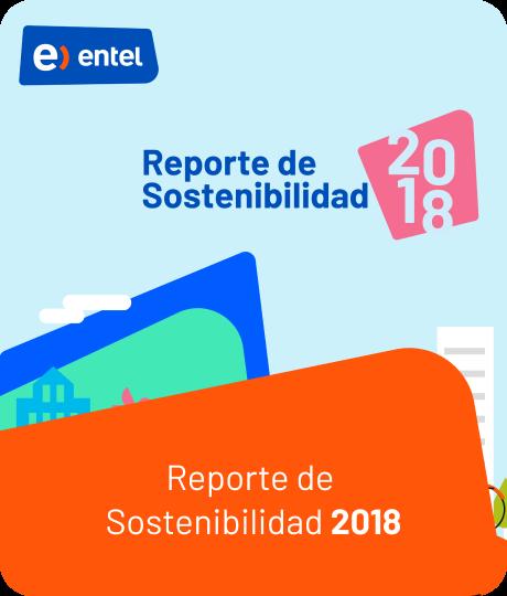 Reporte de Sostenibilidad 2018