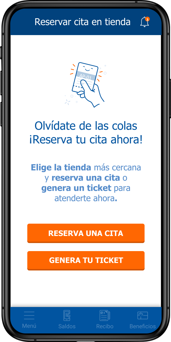 Generar un ticket - Paso 02