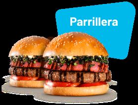 Bembos Parrillera
