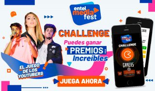 Youtubers internacionales llegan al Perú para el Entel Media Fest