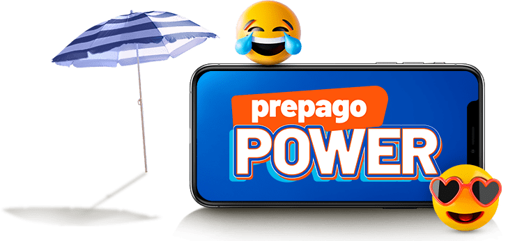 Sé feliz con Entel Power