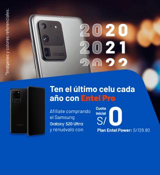 Entel Pro Samsung S20