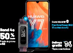 Día del Padre con Entel Perú, Llevaté el Motorola Macro o un Huawei Y7 y llevate una de las bands a 50% de descuento