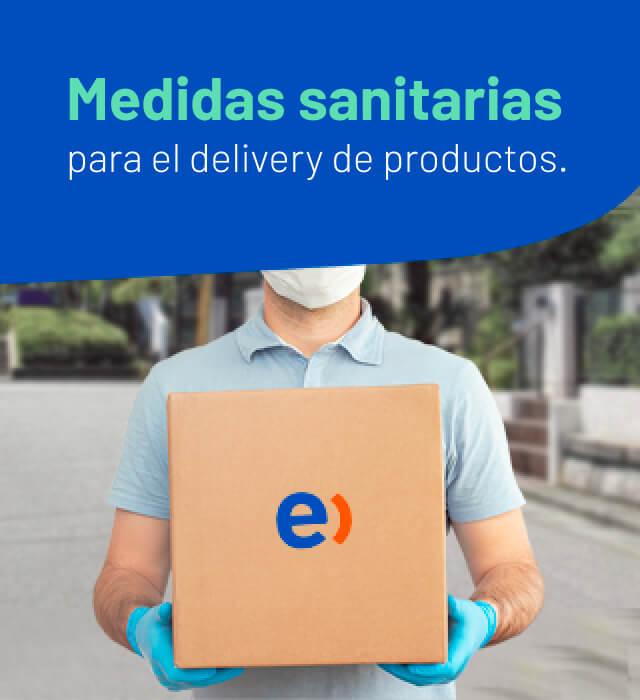 Protocolo de delivery Entel Perú