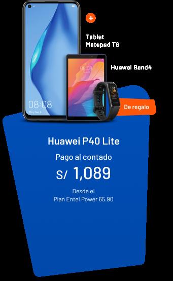 Celular huawei p40 Lite