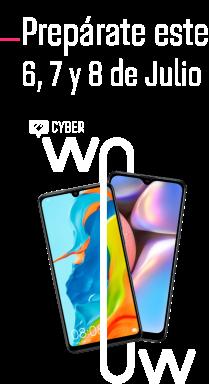 Aprovecha el Cyber Wow 6,7,8 de Julio con Entel