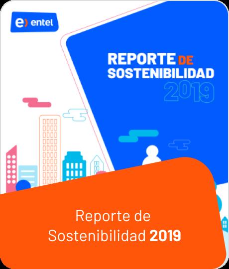 Reporte de Sostenibilidad 2019