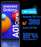 Redmi 9A - Samsung Galaxy A01core -- Delivery gratis en 48 hrs